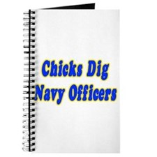 """Chicks Dig Navy Officers"" Journal"