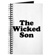 The Wicked Son Journal