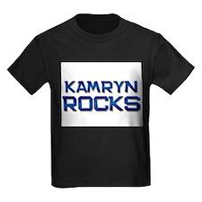kamryn rocks T
