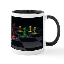 Chess Warriors Mug