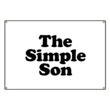 The Simple Son Banner