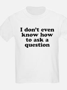 The Silent Son T-Shirt