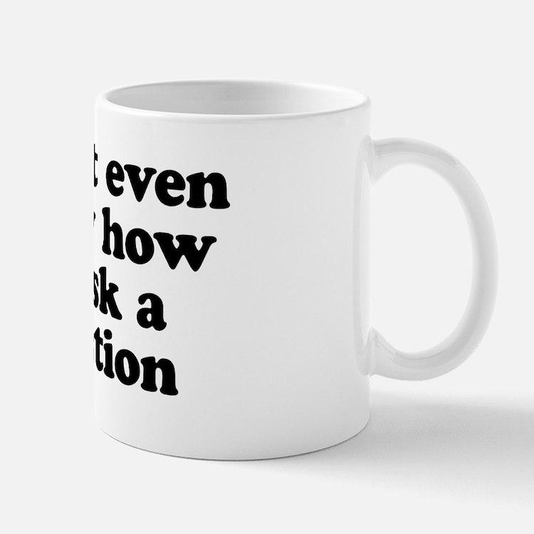 The Silent Son Mug