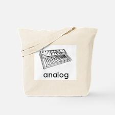 Unique Synth Tote Bag