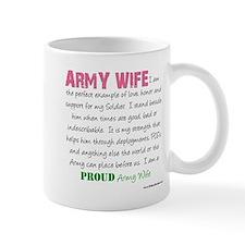 I Am...an Army Wife Mug