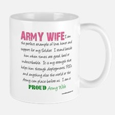 I Am...an Army Wife Mug