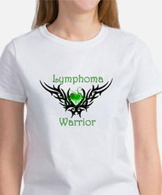 Lymphoma Warrior Women's T-Shirt