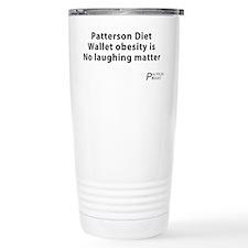 Cute Obesity Travel Mug
