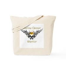 Uterine Warrior Tote Bag
