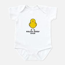 Roller Derby Chick Infant Bodysuit