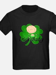 Irish Baby Shamrock T