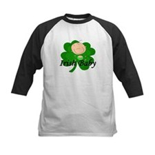 Irish Baby Shamrock Tee