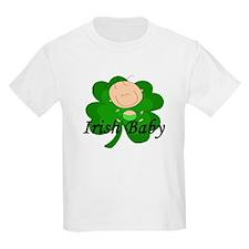 Irish Baby Shamrock T-Shirt