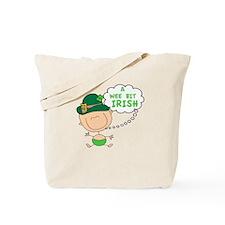 Wee Bit Irish Baby Tote Bag