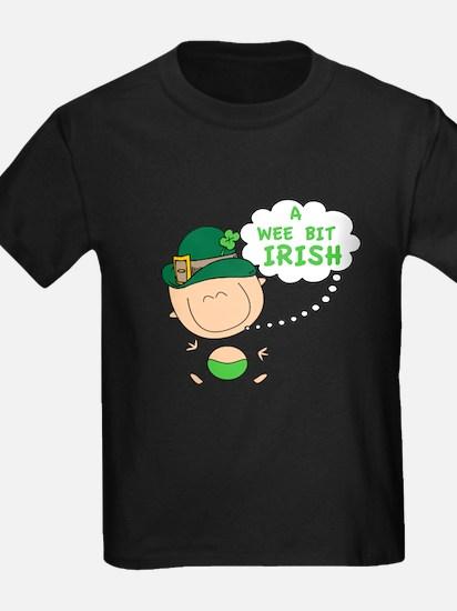 Wee Bit Irish Baby T