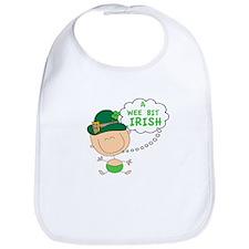 Wee Bit Irish Baby Bib