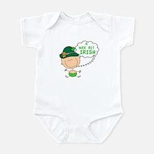 Wee Bit Irish Baby Infant Bodysuit