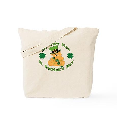 Baby's First St. Patrick's Da Tote Bag