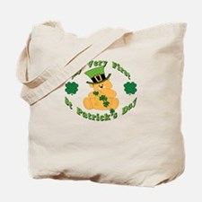 Baby's First St. Patrick's Da Tote Bag
