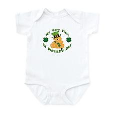 Baby's First St. Patrick's Da Infant Bodysuit