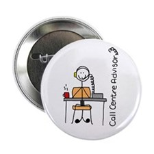 Call Centre Advisor Button