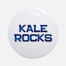 kale rocks Ornament (Round)