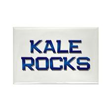 kale rocks Rectangle Magnet
