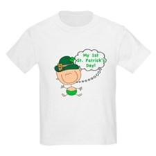 First St. Patty's Day Baby T-Shirt