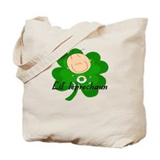 Lil' Leprechaun St. Patty's T Tote Bag