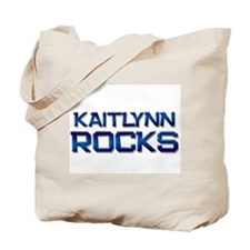 kaitlynn rocks Tote Bag