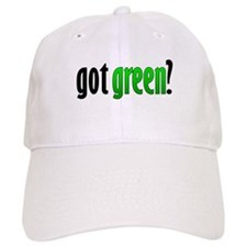 Got Green? Baseball Cap