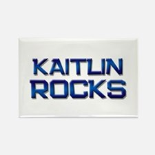 kaitlin rocks Rectangle Magnet