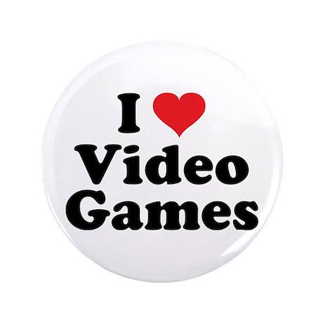 "Video Games 3.5"" Button"