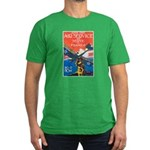 Join the Air Service Men's Fitted T-Shirt (dark)