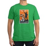Library Association Reading Men's Fitted T-Shirt (
