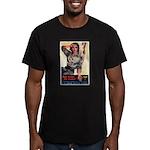 More Nurses Poster Art Men's Fitted T-Shirt (dark)