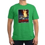 Submarine Service Poster Art Men's Fitted T-Shirt