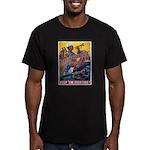 Battle Stations Men's Fitted T-Shirt (dark)