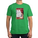 Equipment Care Propaganda Men's Fitted T-Shirt (da