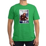 WAC Women's Army Corps Men's Fitted T-Shirt (dark)