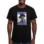 Australian Friend Vintage Pos Men's Fitted T-Shirt