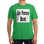 Air Force Brat Men's Fitted T-Shirt (dark)