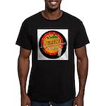 U.S. Army Comanche Men's Fitted T-Shirt (dark)