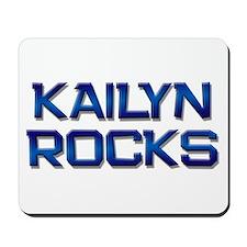 kailyn rocks Mousepad