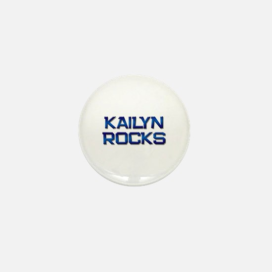 kailyn rocks Mini Button