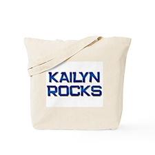 kailyn rocks Tote Bag