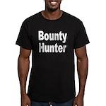 Bounty Hunter Men's Fitted T-Shirt (dark)