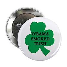 """O'Bama Smoked Irish 2.25"""" Button"""