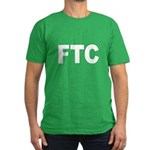 FTC Federal Trade Commission Men's Fitted T-Shirt