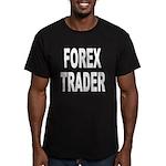 Forex Trader Men's Fitted T-Shirt (dark)